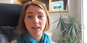career coaching review video featuring mary