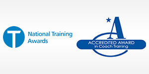 National Training Awards and Accredited Award in Coach Training