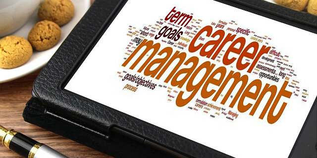 Taking control of your career management course